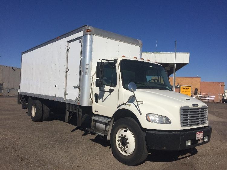Medium Duty Box Truck-Light and Medium Duty Trucks-Freightliner-2010-M2-DENVER-CO-181,692 miles-$33,250