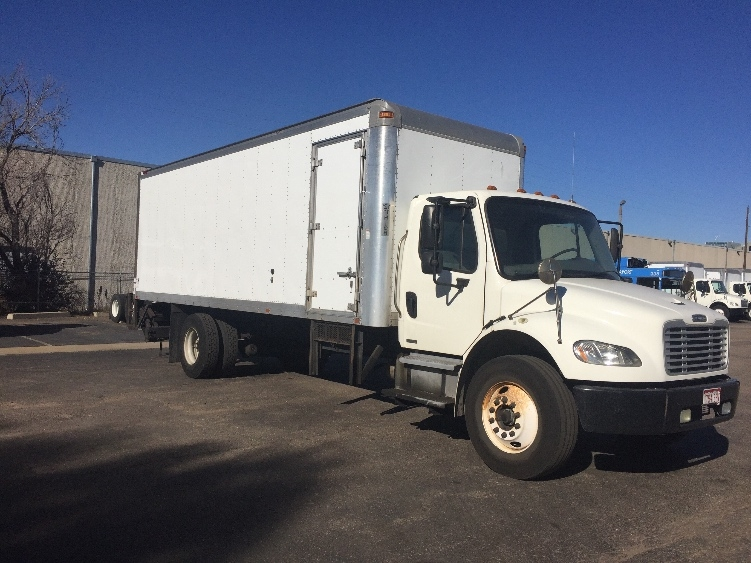 Medium Duty Box Truck-Light and Medium Duty Trucks-Freightliner-2010-M2-DENVER-CO-233,723 miles-$23,750