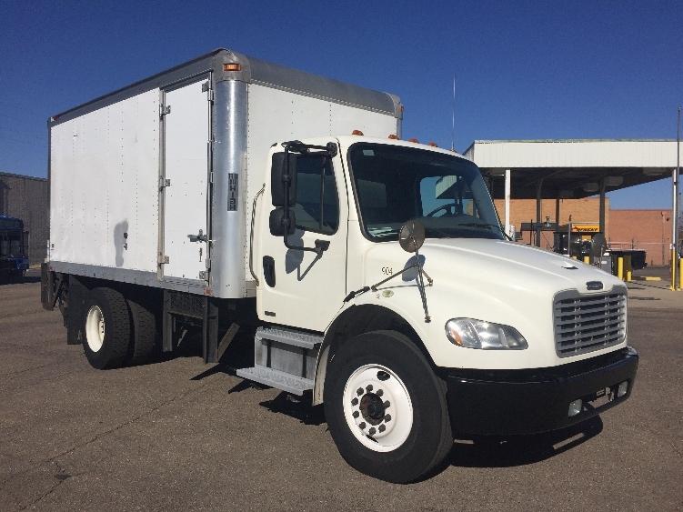 Medium Duty Box Truck-Light and Medium Duty Trucks-Freightliner-2010-M2-DENVER-CO-114,062 miles-$35,750