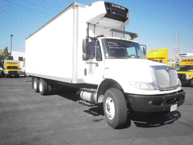 Reefer Truck-Light and Medium Duty Trucks-International-2010-4400-TORRANCE-CA-288,777 miles-$29,500