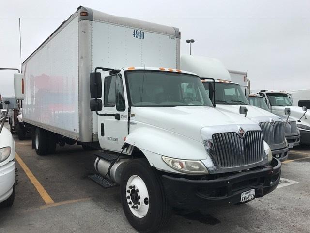 Medium Duty Box Truck-Specialized Equipment-International-2010-4300-HOUSTON-TX-204,639 miles-$8,500