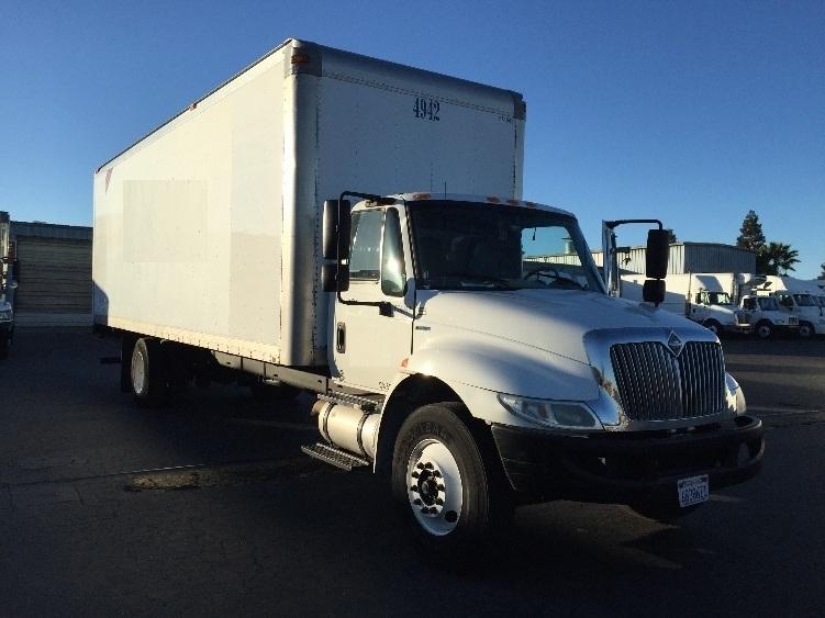 Medium Duty Box Truck-TRUCK-International-2010-4300-WEST SACRAMENTO-CA-241,448 miles-$18,250