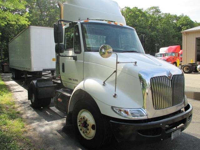 Day Cab Tractor-Heavy Duty Tractors-International-2008-8600-EDISON-NJ-412,311 miles-$15,750