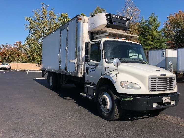 Reefer Truck-Light and Medium Duty Trucks-Freightliner-2010-M2-CAPITOL HEIGHTS-MD-217,697 miles-$28,750