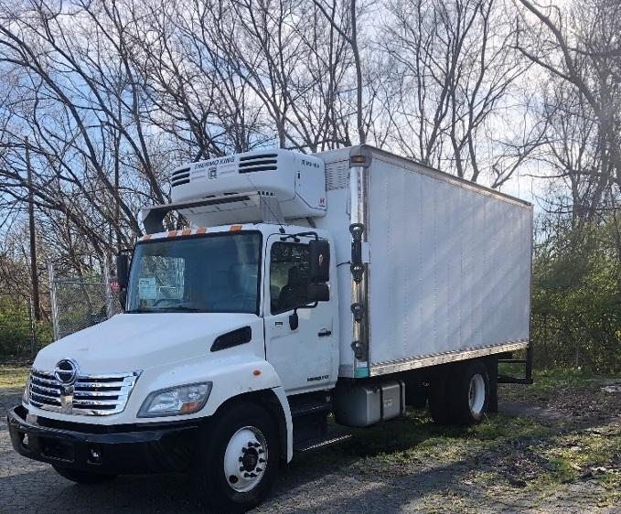 Reefer Truck-Light and Medium Duty Trucks-Hino-2010-268-ATLANTA-GA-169,004 miles-$37,000