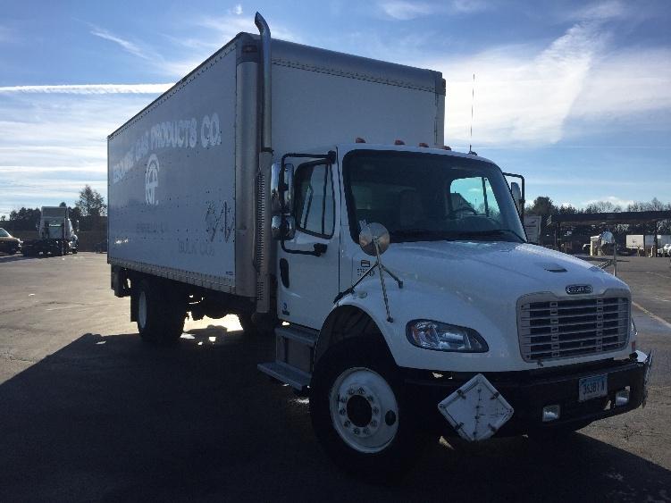 Medium Duty Box Truck-Light and Medium Duty Trucks-Freightliner-2010-M2-EAST WINDSOR-CT-116,000 miles-$32,500