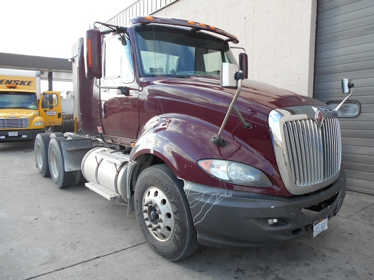 Day Cab Tractor-Heavy Duty Tractors-International-2010-ProStar-PARKERSBURG-WV-281,468 miles-$33,000