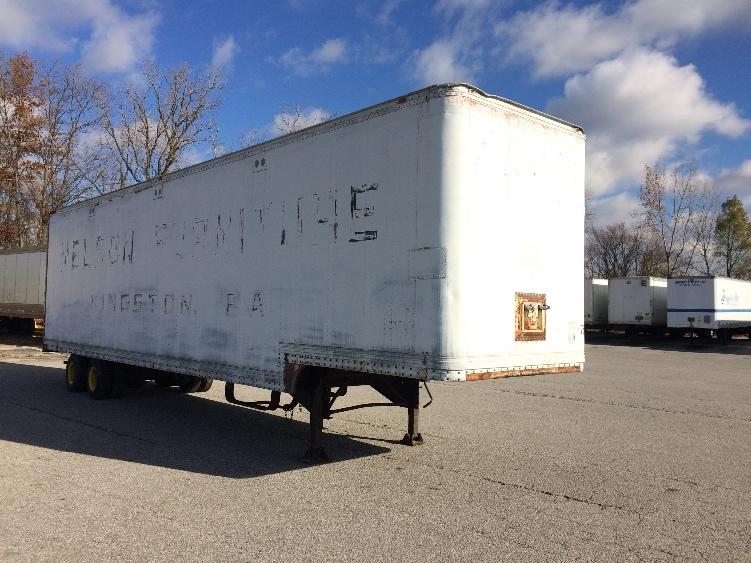 Dry Van Trailer-Semi Trailers-Gindy-1971-Trailer-FORT WAYNE-IN-59 miles-$4,000