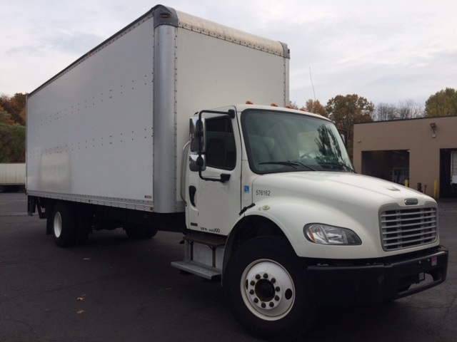 Medium Duty Box Truck-Light and Medium Duty Trucks-Freightliner-2010-M2-DAYTON-NJ-351,574 miles-$20,500