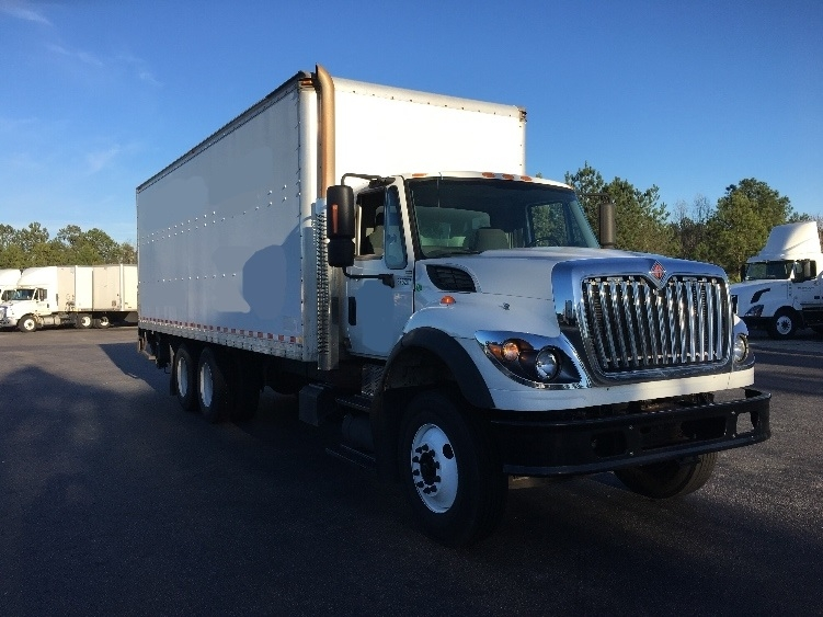 Medium Duty Box Truck-Light and Medium Duty Trucks-International-2010-7600-WEST COLUMBIA-SC-398,883 miles-$38,250