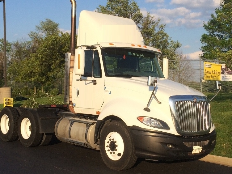 Day Cab Tractor-Heavy Duty Tractors-International-2009-ProStar-WILMINGTON-OH-529,256 miles-$24,250