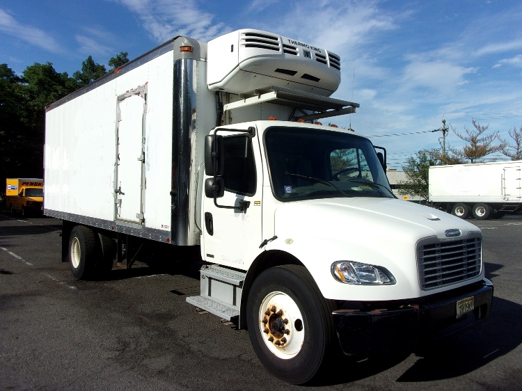 Reefer Truck-Light and Medium Duty Trucks-Freightliner-2010-M2-EDISON-NJ-207,482 miles-$30,500