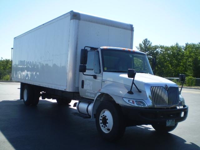 Medium Duty Box Truck-Light and Medium Duty Trucks-International-2011-4300-LONDONDERRY-NH-308,455 miles-$19,500