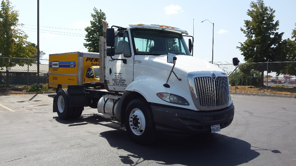 Day Cab Tractor-Heavy Duty Tractors-International-2010-ProStar-WEST SACRAMENTO-CA-447,847 miles-$26,500