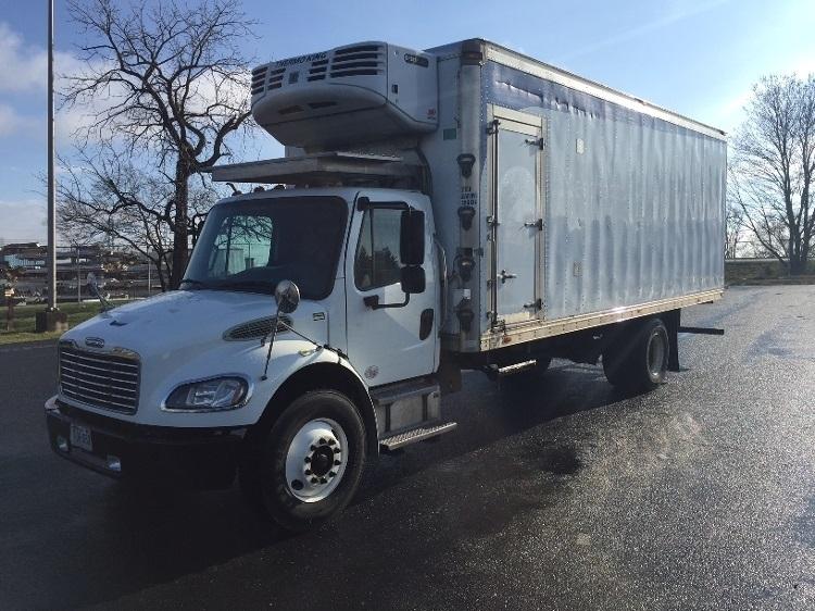 Reefer Truck-Light and Medium Duty Trucks-Freightliner-2010-M2-HARRISONBURG-VA-295,275 miles-$23,500