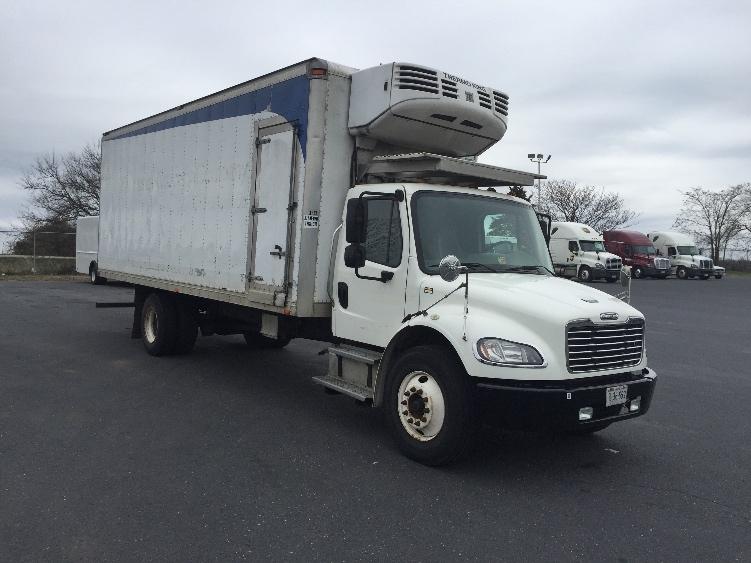 Reefer Truck-Light and Medium Duty Trucks-Freightliner-2010-M2-HARRISONBURG-VA-314,200 miles-$23,500