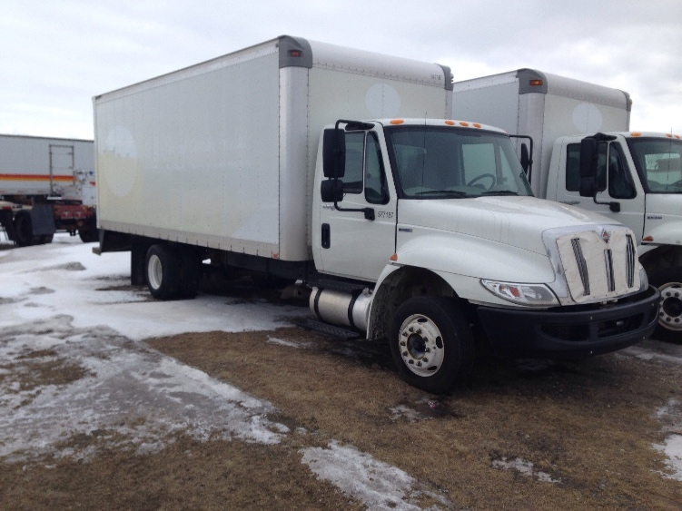 Medium Duty Box Truck-Light and Medium Duty Trucks-International-2010-4300M7LP-FARGO-ND-172,701 miles-$15,750