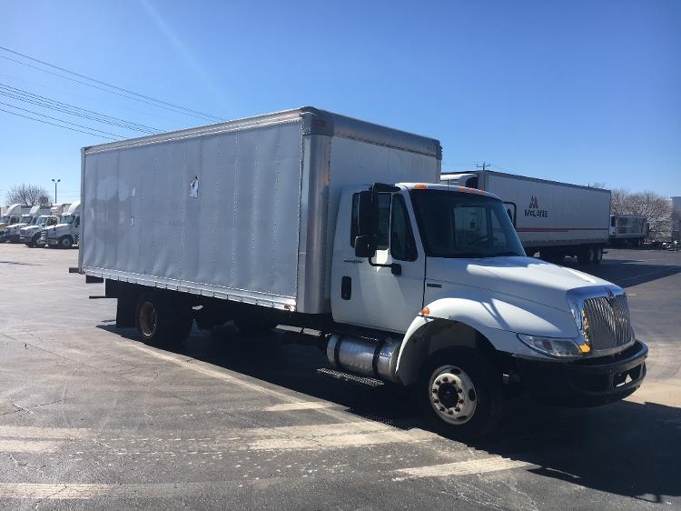 Medium Duty Box Truck-Light and Medium Duty Trucks-International-2010-4300M7LP-PLYMOUTH-MI-143,324 miles-$4,000