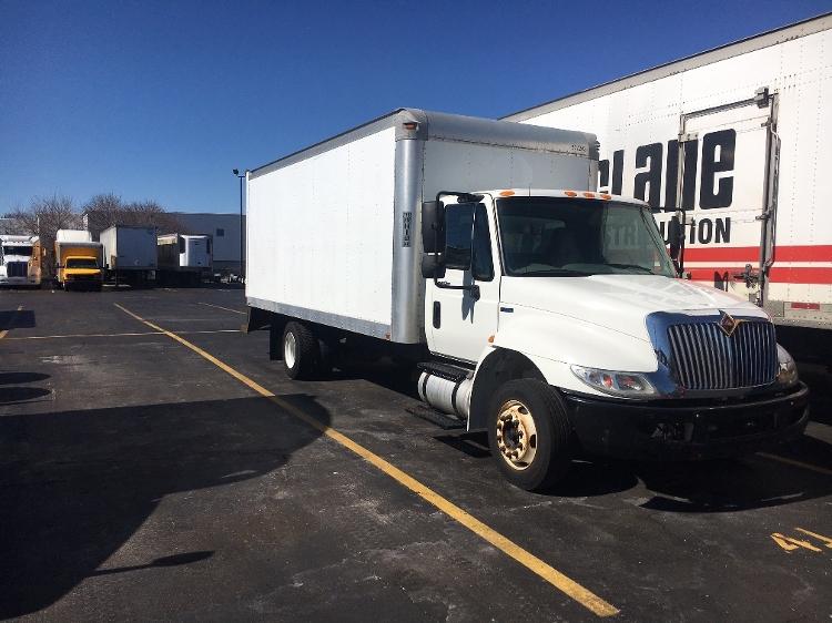 Medium Duty Box Truck-Light and Medium Duty Trucks-International-2010-4300M7LP-PLYMOUTH-MI-196,981 miles-$19,500