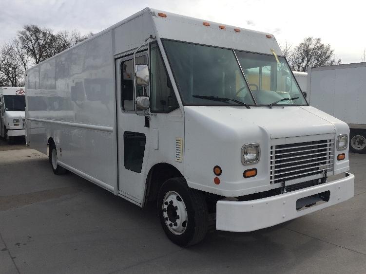 Walkin Van-Light and Medium Duty Trucks-Freightliner-2010-MT45-DES MOINES-IA-186,237 miles-$30,250