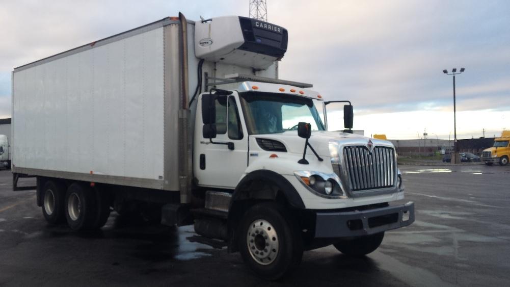Reefer Truck-Light and Medium Duty Trucks-International-2011-7500-SAINT LAURENT-PQ-334,786 km-$55,750