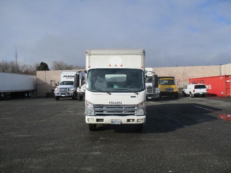 Medium Duty Box Truck-Light and Medium Duty Trucks-Isuzu-2010-NQR-LAKEWOOD-WA-145,380 miles-$25,000
