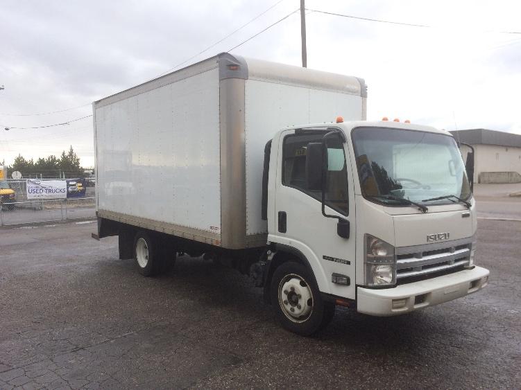 Medium Duty Box Truck-Light and Medium Duty Trucks-Isuzu-2010-NQR-PHOENIX-AZ-146,611 miles-$21,250