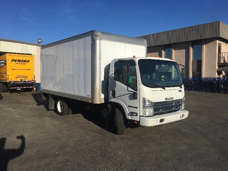 Medium Duty Box Truck-Light and Medium Duty Trucks-Isuzu-2010-NQR-BOISE-ID-162,791 miles-$22,000