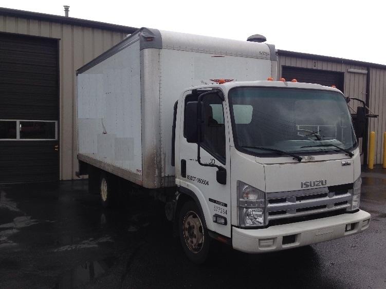 Medium Duty Box Truck-Light and Medium Duty Trucks-Isuzu-2010-NQR-PORTLAND-OR-167,567 miles-$19,250