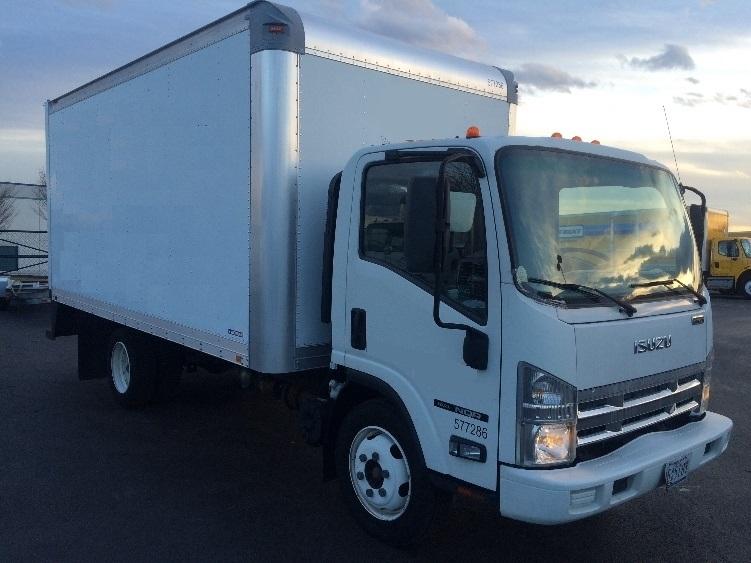 Medium Duty Box Truck-Light and Medium Duty Trucks-Isuzu-2010-NQR-JESSUP-MD-137,128 miles-$25,250