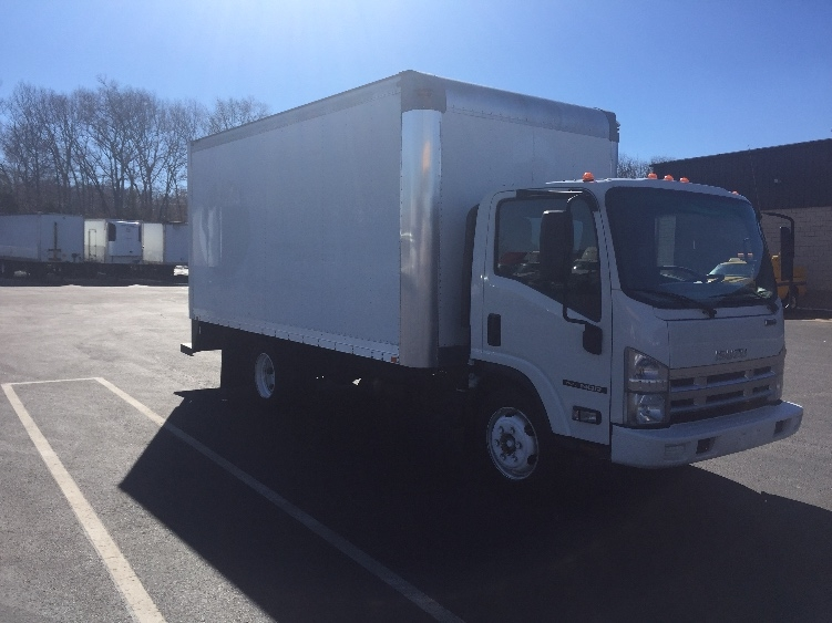 Medium Duty Box Truck-Light and Medium Duty Trucks-Isuzu-2010-NQR-CRANSTON-RI-222,223 miles-$19,750