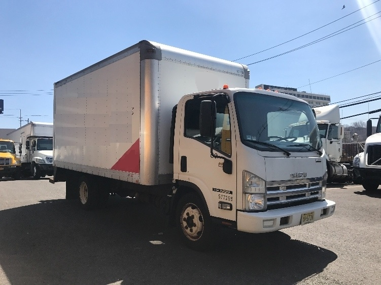 Medium Duty Box Truck-Light and Medium Duty Trucks-Isuzu-2010-NQR-NORTH BERGEN-NJ-176,428 miles-$23,250
