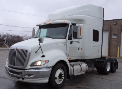 Sleeper Tractor-Heavy Duty Tractors-International-2010-ProStar-KENTWOOD-MI-416,715 miles-$39,250