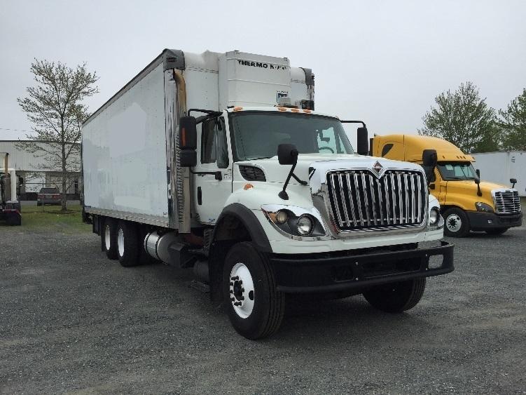 Medium Duty Box Truck-Light and Medium Duty Trucks-International-2010-7600-CHARLOTTE-NC-347,032 miles-$41,000