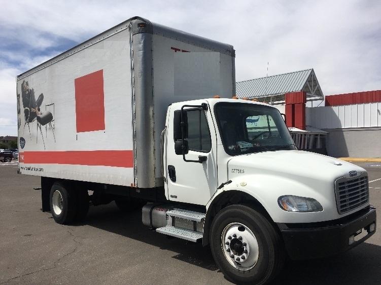 Medium Duty Box Truck-Light and Medium Duty Trucks-Freightliner-2010-M2-ALBUQUERQUE-NM-144,000 miles-$35,000
