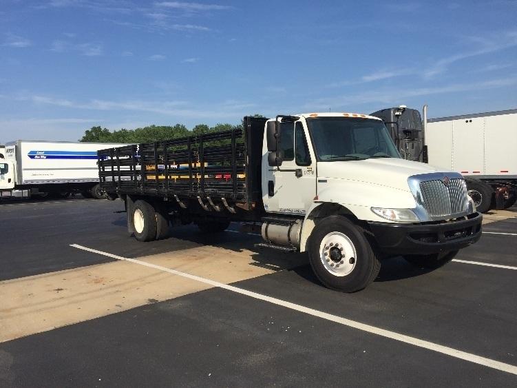 Flatbed Truck-Light and Medium Duty Trucks-International-2010-4300-BENSALEM-PA-245,575 miles-$16,000