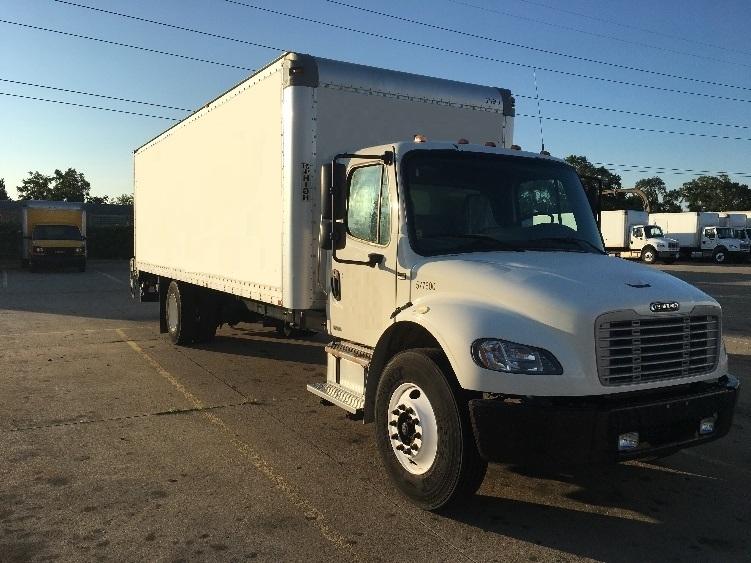 Medium Duty Box Truck-Light and Medium Duty Trucks-Freightliner-2010-M2-ALLEN PARK-MI-282,708 miles-$20,500