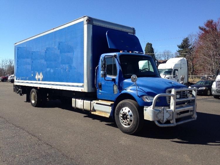 Medium Duty Box Truck-Light and Medium Duty Trucks-Freightliner-2011-M2-CANTON-OH-315,969 miles-$21,250