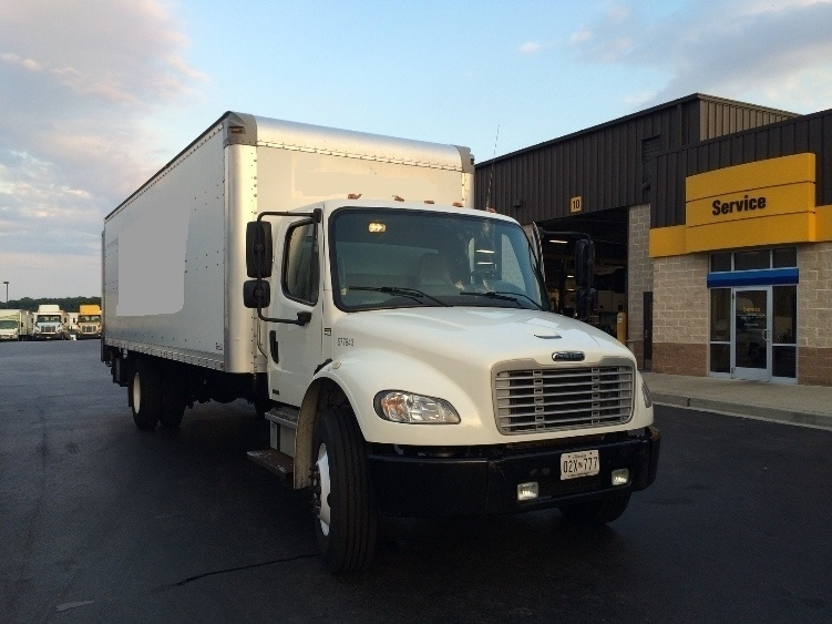 Medium Duty Box Truck-Light and Medium Duty Trucks-Freightliner-2010-M2-CARLISLE-PA-396,939 miles-$17,500
