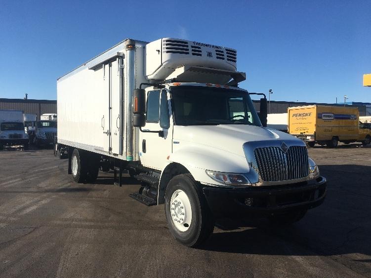 Reefer Truck-Light and Medium Duty Trucks-International-2010-4300-WAUKEGAN-IL-219,891 miles-$19,250
