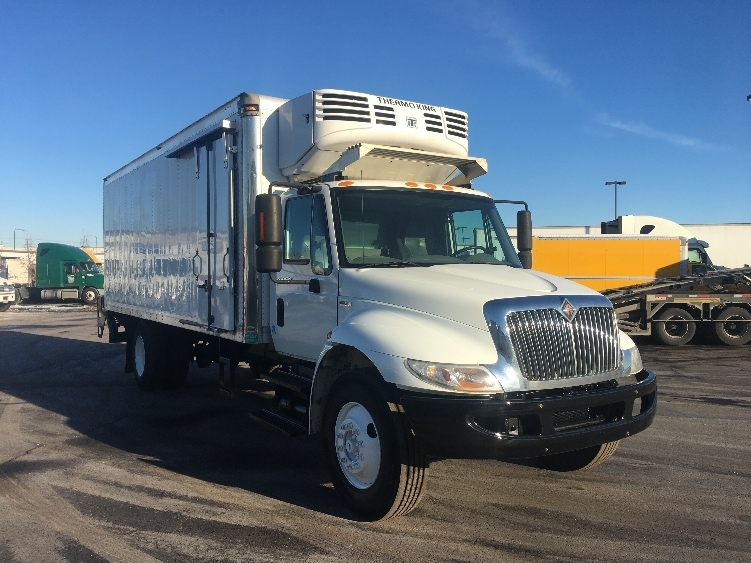 Reefer Truck-Light and Medium Duty Trucks-International-2010-4300-WAUKEGAN-IL-223,654 miles-$19,000