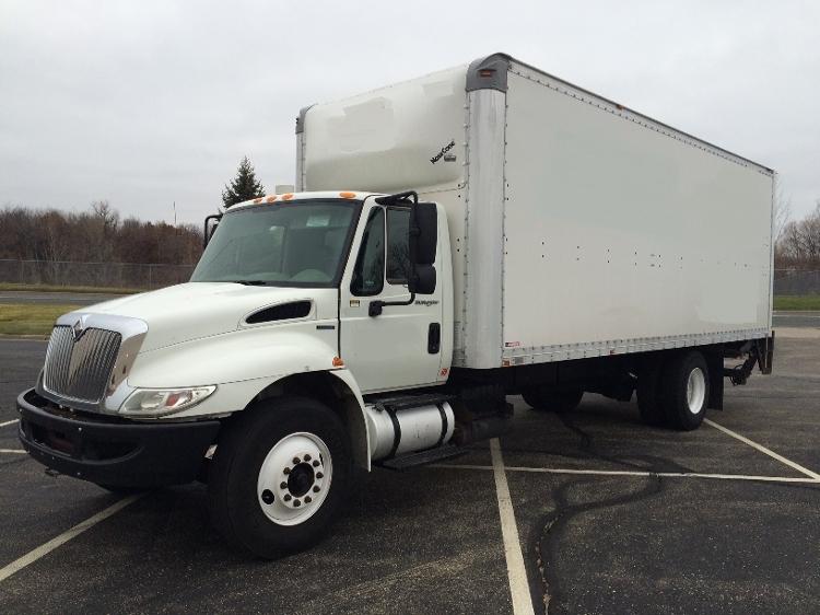 Medium Duty Box Truck-Light and Medium Duty Trucks-International-2010-4300-EAGAN-MN-391,485 miles-$15,000