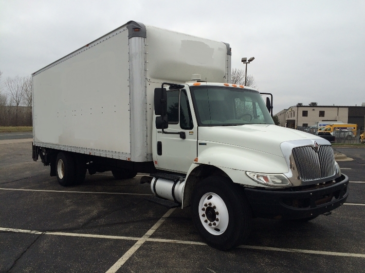 Medium Duty Box Truck-Light and Medium Duty Trucks-International-2010-4300-EAGAN-MN-317,191 miles-$17,000