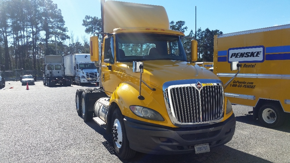 Day Cab Tractor-Heavy Duty Tractors-International-2009-ProStar-ANDERSON-SC-466,232 miles-$26,750