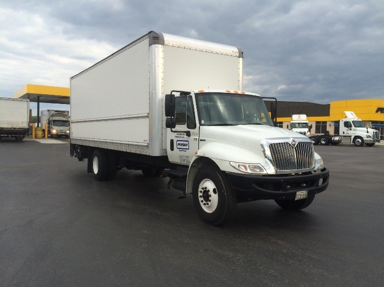 Medium Duty Box Truck-Light and Medium Duty Trucks-International-2010-4300-BALTIMORE-MD-208,523 miles-$24,000