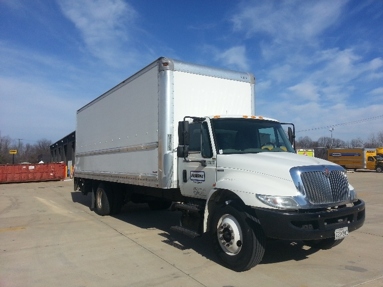 Medium Duty Box Truck-Light and Medium Duty Trucks-International-2010-4300-JESSUP-MD-233,989 miles-$23,250
