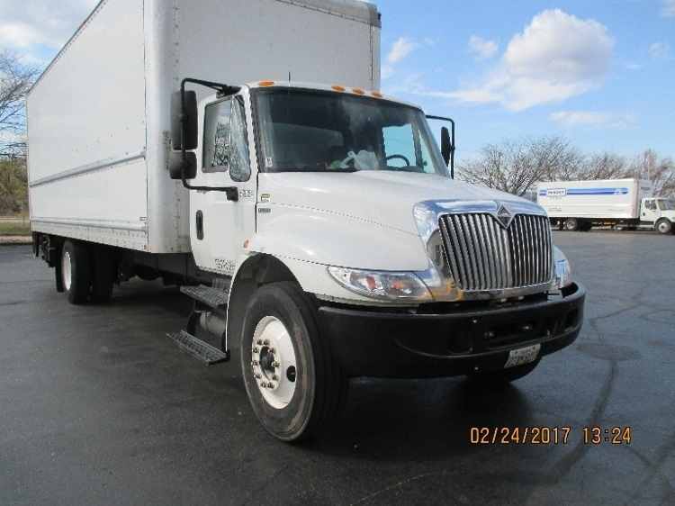 Medium Duty Box Truck-Light and Medium Duty Trucks-International-2010-4300-YORK-PA-286,210 miles-$10,000