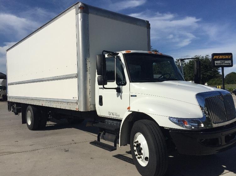 Medium Duty Box Truck-Light and Medium Duty Trucks-International-2010-4300-SARASOTA-FL-205,896 miles-$24,250