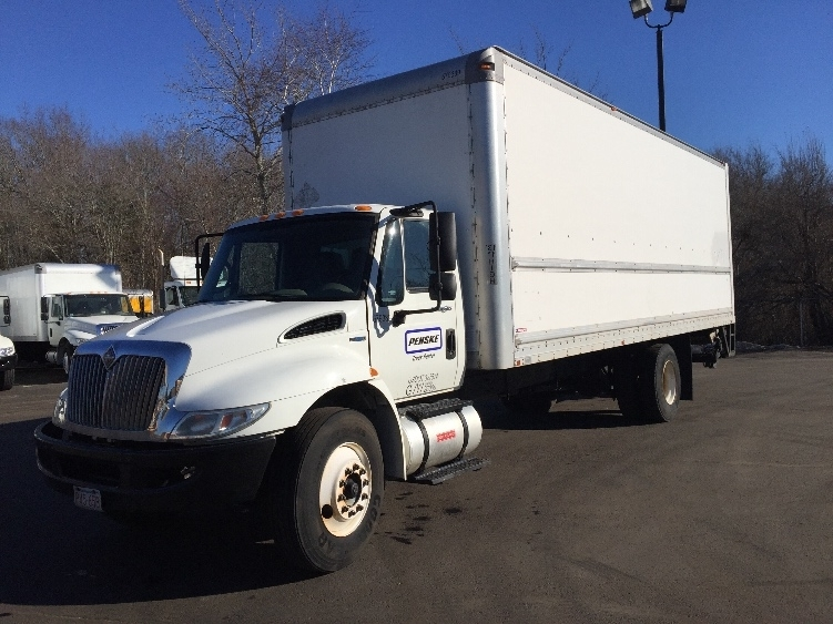 Medium Duty Box Truck-Light and Medium Duty Trucks-International-2010-4300-AUBURN-MA-219,111 miles-$24,250