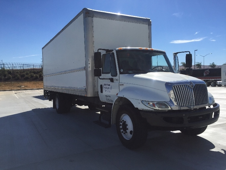 Medium Duty Box Truck-Light and Medium Duty Trucks-International-2010-4300-SPARKS-NV-203,698 miles-$30,750